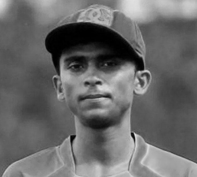 मिर्गौला पिडित राष्ट्रिय क्रिकेट खेलाडी सिंहको निधन