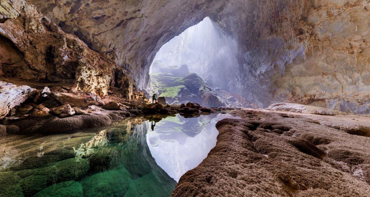 विश्वकै विशाल गुफा, जहाँ १५० वटा गुफाहरु छन (तस्विरसहित)