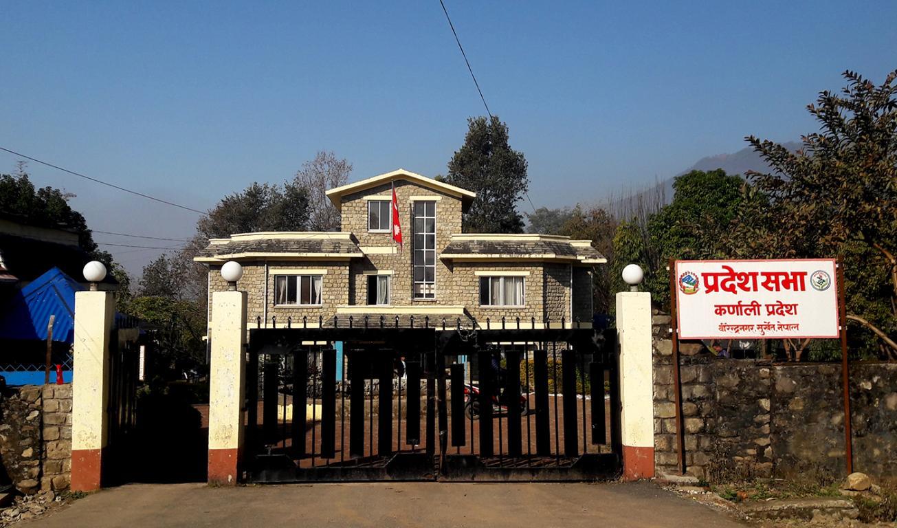 'कर्णालीमा माओवादीको सरकारलाई समर्थन कायमै छ' : नेपाल पक्ष