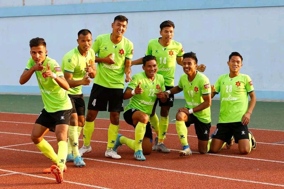 श्रीलंका पुलिस स्पोर्ट्स क्लब आर्मीसँग ५–१ गोल अन्तरले पराजित