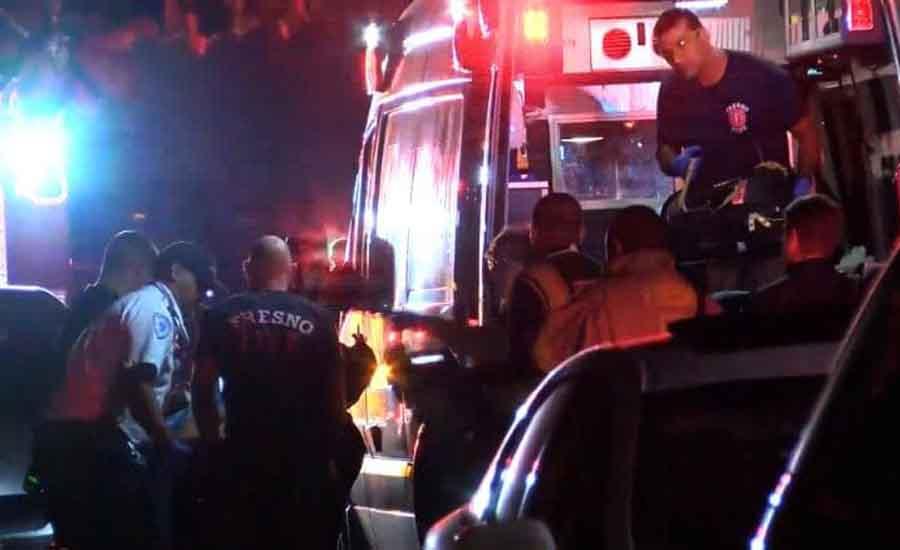 क्यालिफोर्निया गोलीकाण्डमा चार जनाको मृत्यु