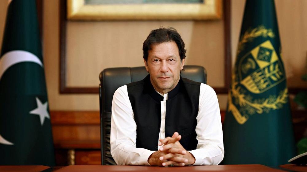 पाकिस्तानी प्रधानमन्त्री खान साउदी अरबको भ्रमणमा