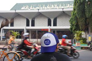 foto inipati di masjid raya kabupaten pati