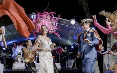 Ideas para la hora loca en tu boda