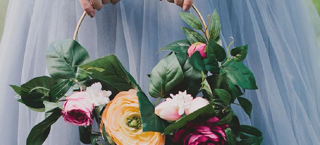 ¿Sabes qué es el Hoop Bouquets?