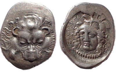 Very rare & unpublished Ancient Greek coins in our Auction α