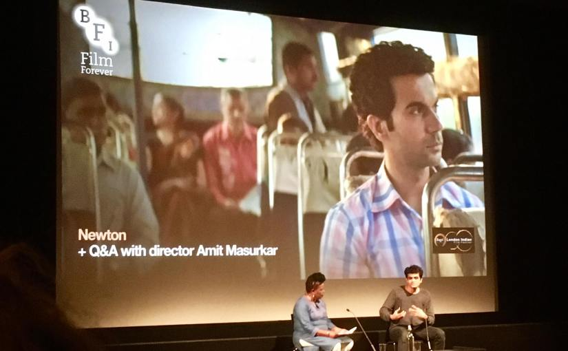Indian Film Festival – Newton