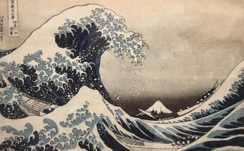 Hokusai – productive til the end