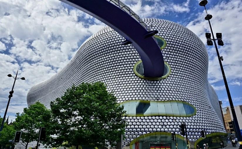 Walking in Birmingham