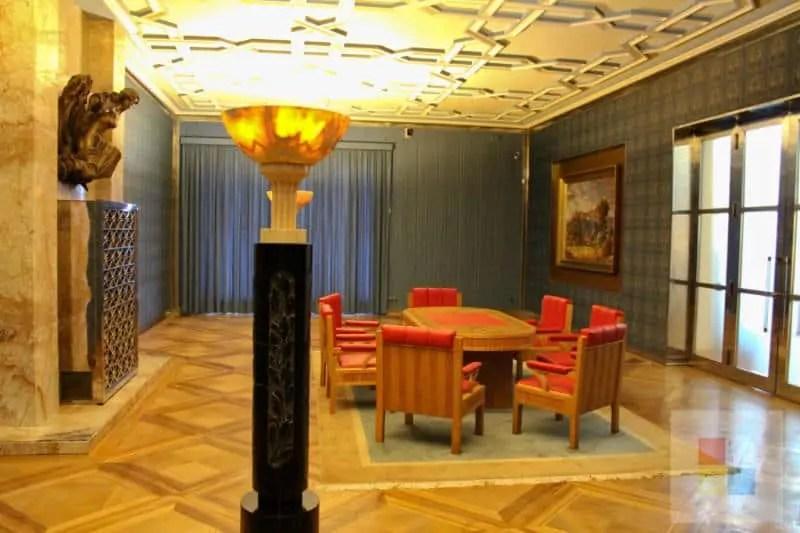 Präsidenten Lounge