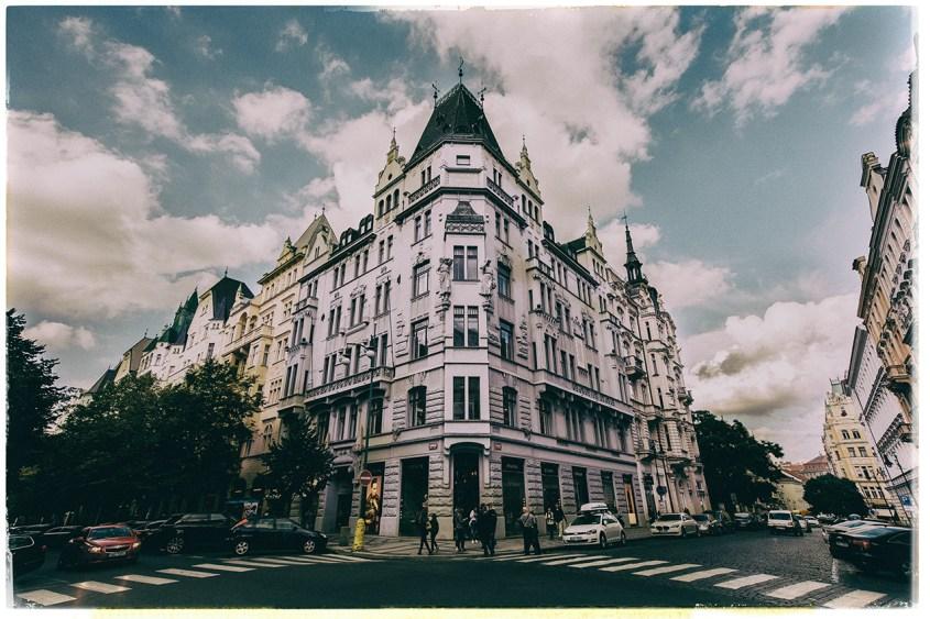 Prag Pariser Straße