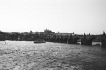 Vom Smetana-Denkmal
