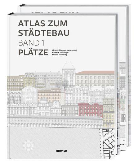Atlas zum Städtebau. Hg. Markus Tubbesing, Vittorio Magnago Lampugnani, Harald Stühlinger.