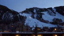 Our last night in Aspen...or was it?