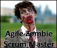 Agile Zombie Scrum Master