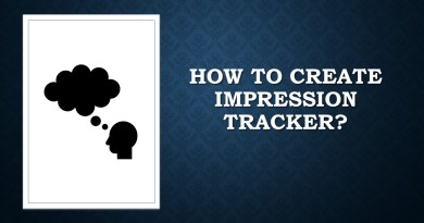 How to create impression tracker