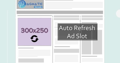 How to auto refresh ad slots?