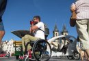Hot Wheels: How a Paralympic Medalist Navigates Prague