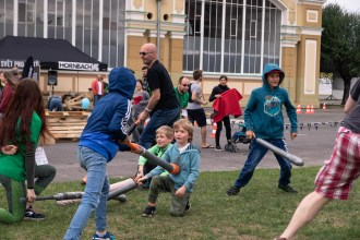 Maker Faire Prague 2018_jugger