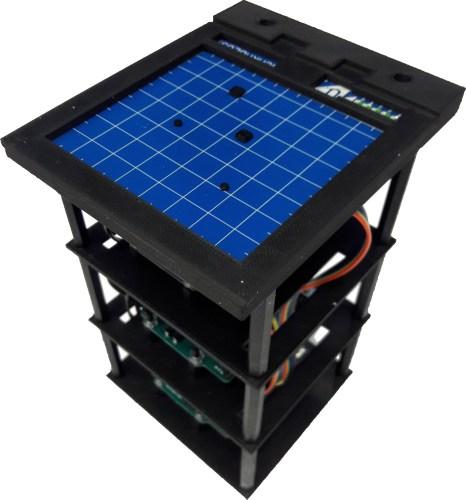 Magneticky ovládaný robotický systém pro mikromanipulaci