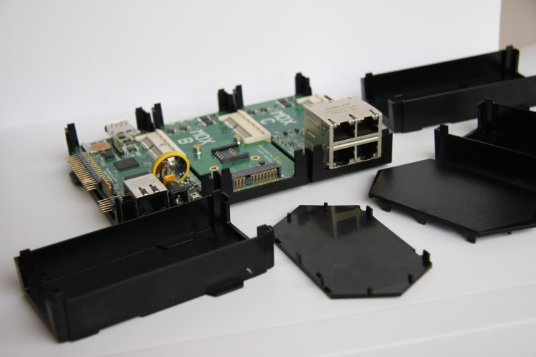 Turris - open source router