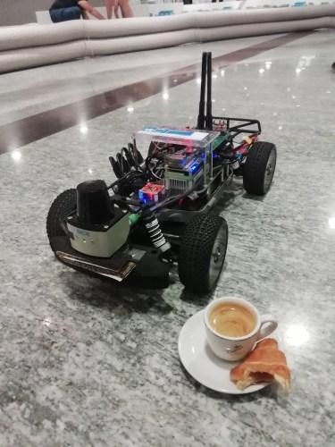 Autonomní formule F1/10