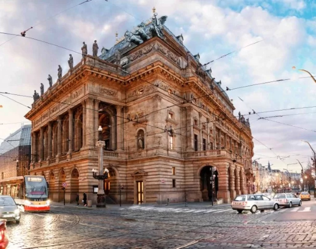 When in Czech capital, you should visit the National Theatre