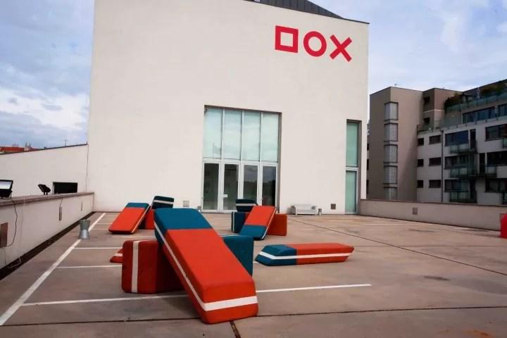 The DOX Centre for Contemporary Art & Design