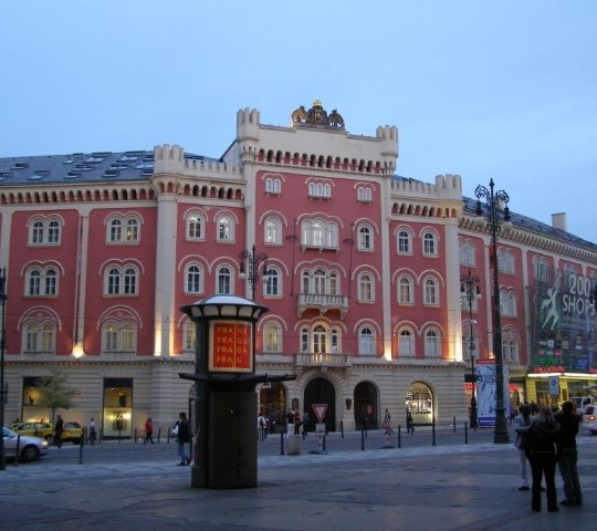 The 5 Best Shopping Malls in Prague