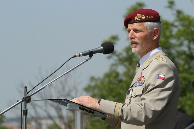 Czech General Petr Pavel