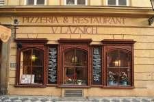 Prague pizzeria
