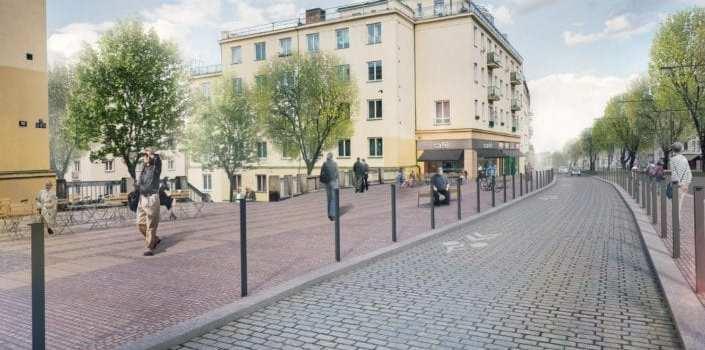 Revitalizace Bělohorské ulice o krok blíže