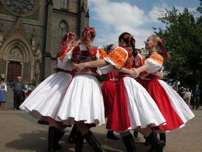 Prague Folklore Days (28 – 31 July)