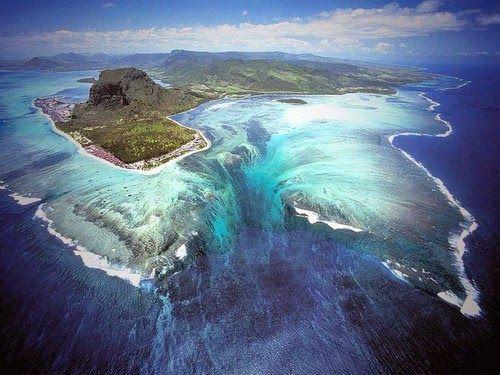 CASCADE ISLANDS MAURITIUS