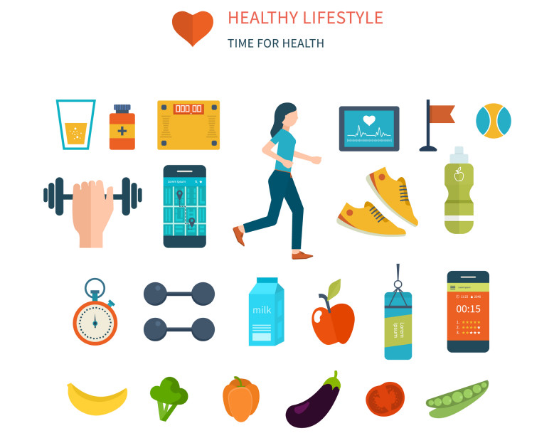 Keys to creating a healthy life