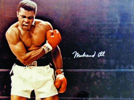 Muhammad Ali, boxer