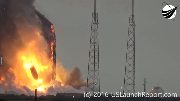 Facebook loses its first satellite on SpaceX rocket explosion