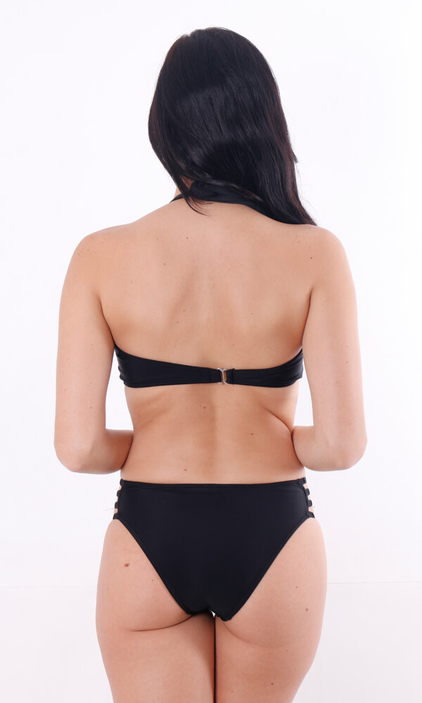 Bikini Morphology Gray Back