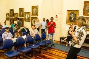 PAULA disse que apesar da crise a meta da prefeitura é entregar obras à população
