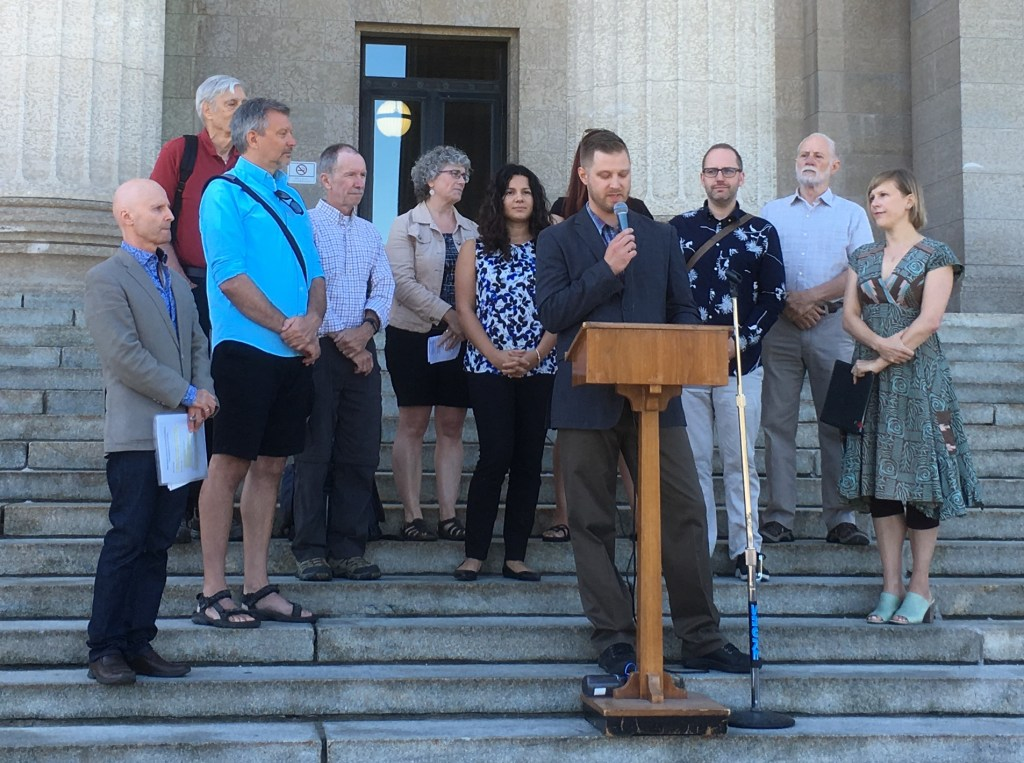 MB Carbon Pricing Coalition