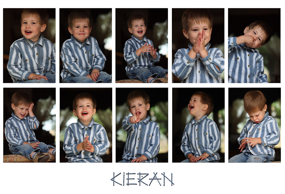 Here's Kieran!