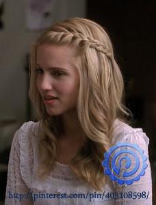 Glee Hairstyle