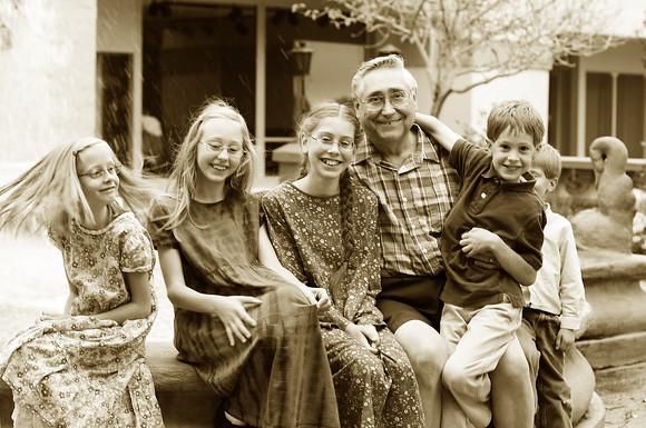 PrairieFrogs & Grandpa