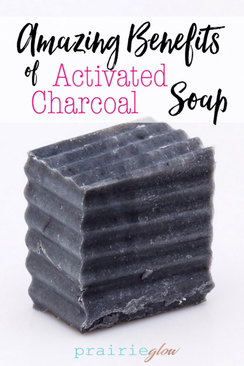 tiber river naturals prairie glow activated charcoal soap benefits