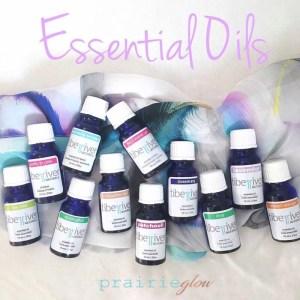essential oils tiber river naturals prairie glow detoxify