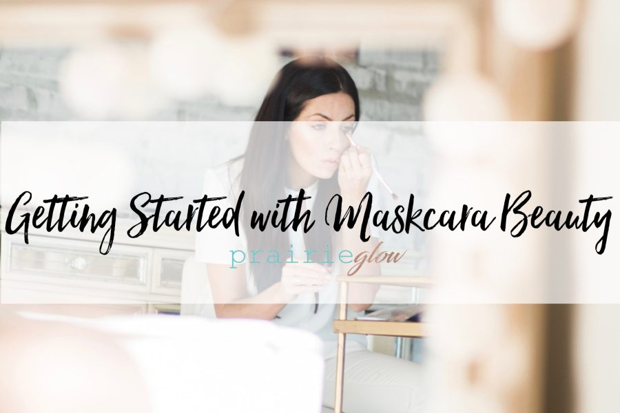 Getting Started with Maskcara Beauty