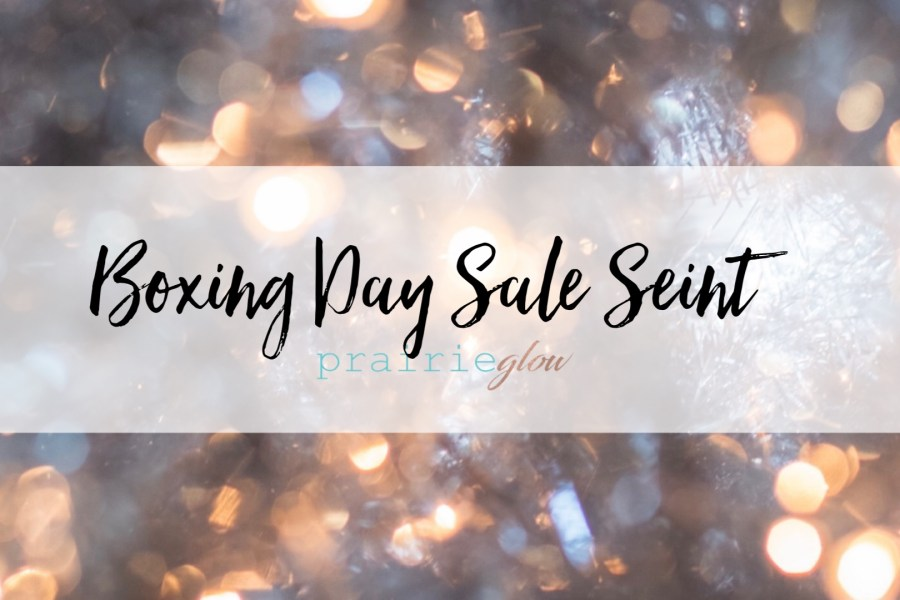 Boxing Day with Seint