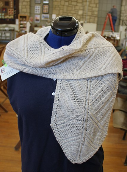 Margie architecture scarf
