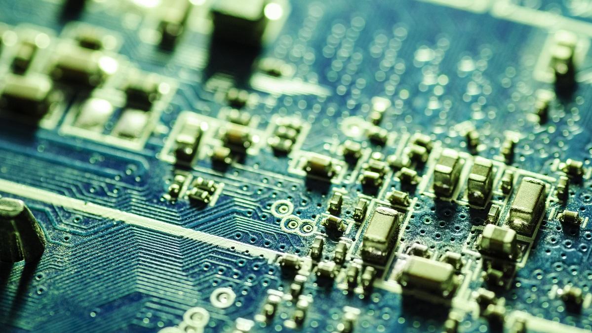 Computer chip