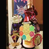 Pixie Dust Challenge and Champers